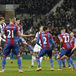 Anichebe Benched As West Brom Hold Off Palace