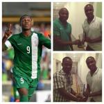 Ighalo Delighted With Complete Sports Player Of The Year Award