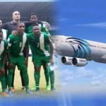 Pinnick: Super Eagles Will Fly Egypt Airliner