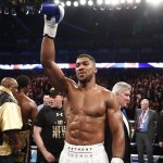 Anthony Joshua To Defend World Title In June