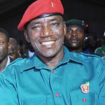 Dalung, Aides Attack Journalists At NFF Congress