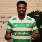 Kolo Toure Joins Efe Ambrose At Celtic