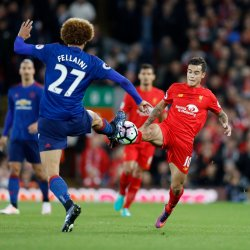 Man United Restrict Liverpool To Anfield Draw
