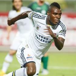 Emenike: I Deserved Penalty For Omeruo Foul