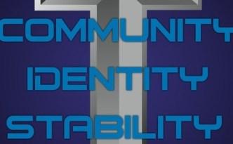 Community identity stability