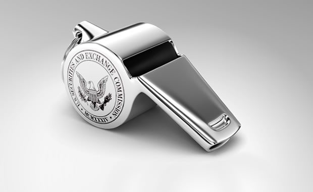 SEC Whistle blower