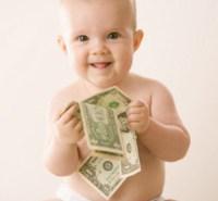 adoption money