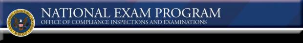 SEC National Exam Program