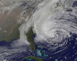 compliance and hurricane sandy