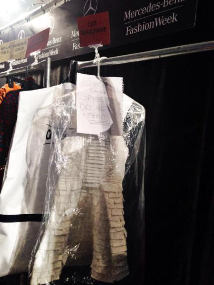 Cottonelle Couture NYFW Strut Moms Show 2013