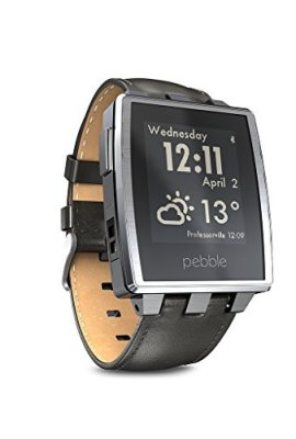 Pebble-Steel-Smartwatch-Brushed-Stainless-0