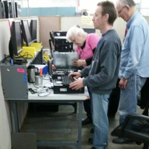 Refurbishing Computers