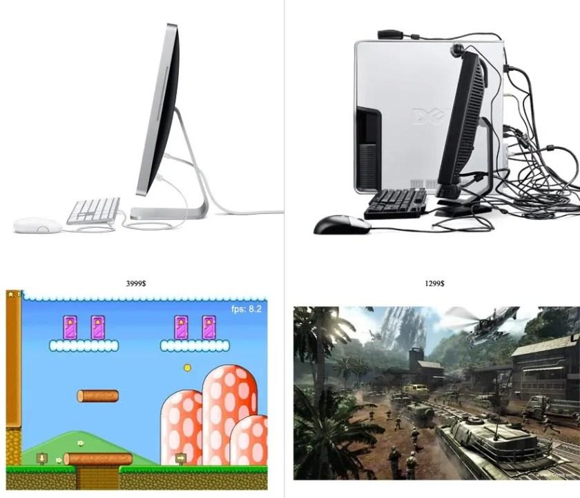 Mac vs PC (Gaming)