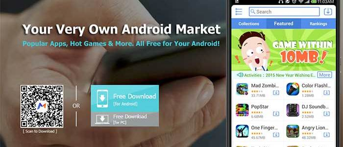 MoboMarket Review: Best App manager for PC use