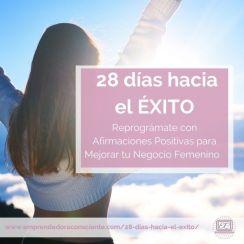 28 DÍAS HACIA EL ÉXITO