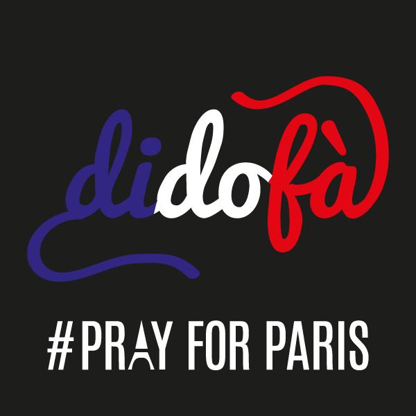 Il brand Didofà, da sempre legato a Parigi, dopo la strage cambia i colori con quelli della Francia