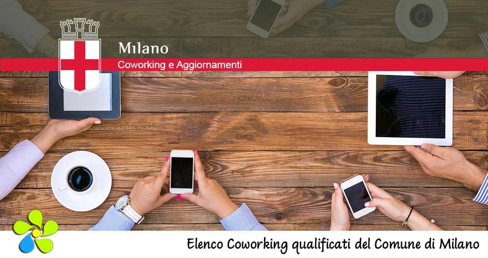 Coworking Milano: ecco l'elenco aggiornato degli spazi certificati dal Comune