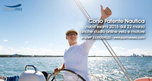Riforma esami per Comandanti: a Parma una scuola all'avanguardia per la Patente Nautica