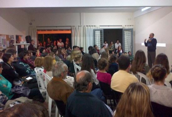 Charla P. M. Saavedra: La experiencia de San Agustín @ Buenos Aires, ARG | Sede Oro | Ciudad Autónoma de Buenos Aires | Argentina