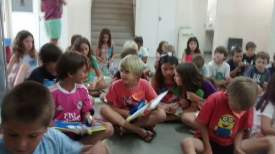 Camino al Corazón niños y adolescentes - San Isidro @ San Isidro, ARG | Centro misional | San Isidro | Buenos Aires | Argentina