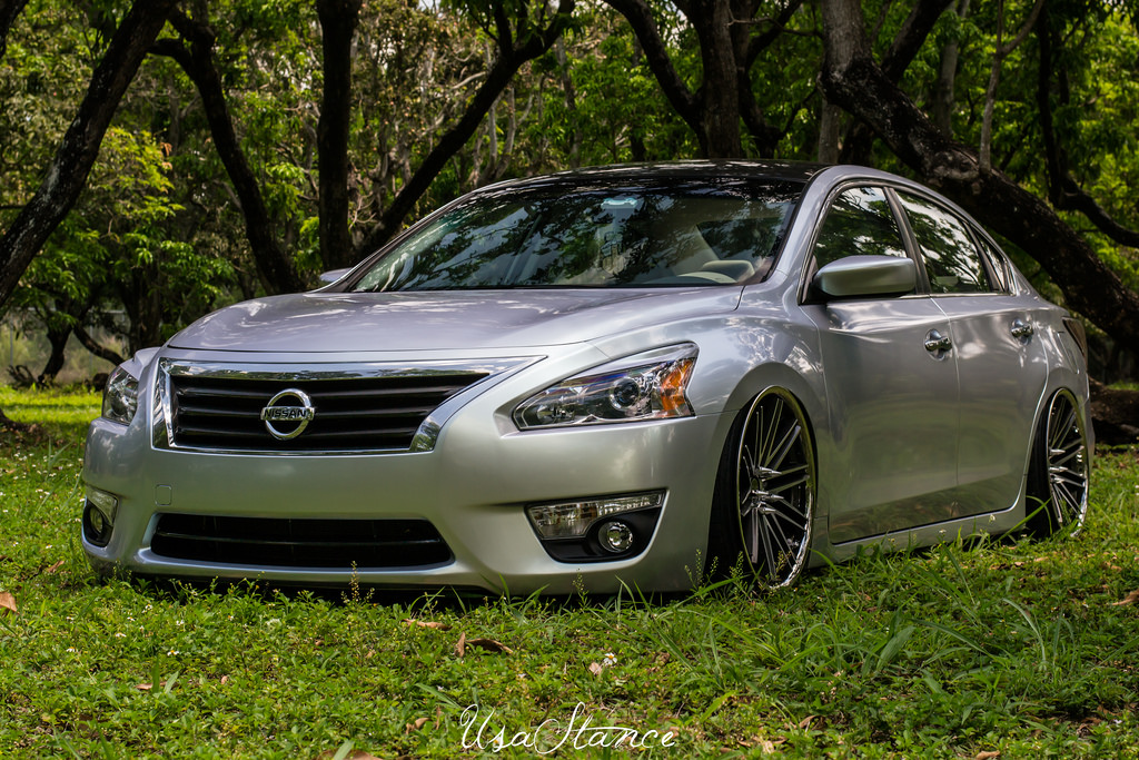 Nissan Altima | CS-16 – Concept One