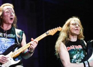 Iron Maiden speed of light