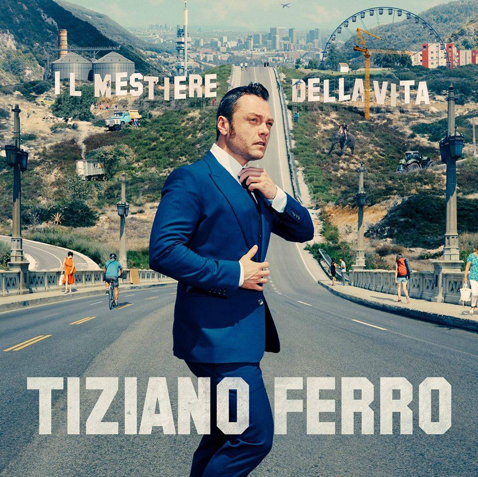 Tiziano Ferro svela cover del nuovo album