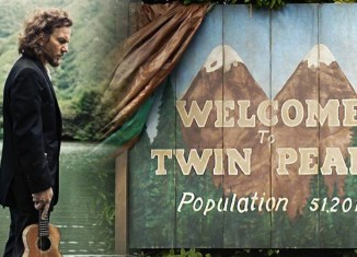 Eddie Vedder - Twin Peaks