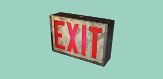 The Brightest Room - Exit