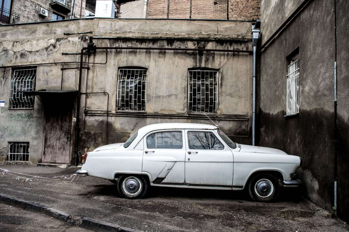 Old Tiflis and Modern Tbilisi - A Controversial Metamorphosis