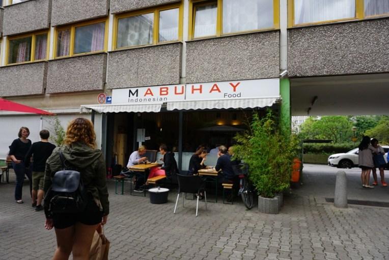 Mabuhay - Berlin