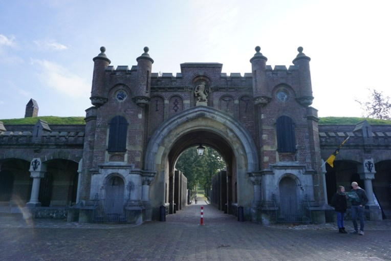 Utrechtse Poort (Gerbang ke Utrecht)