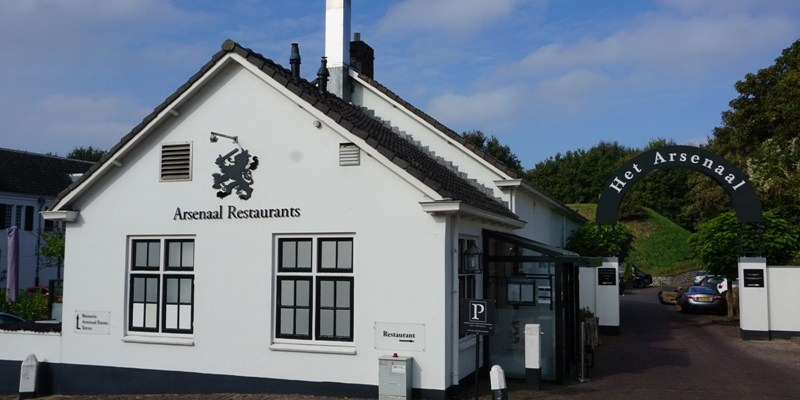 Het Arsenaal Restaurant