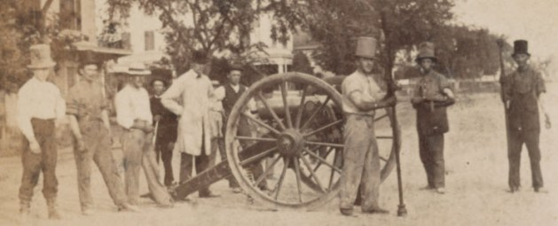 Southern Artillery Militia Charleston SC LIBRARY OF CONGRESS cropped