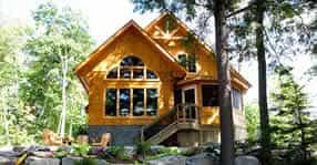 The Muskokian | Confederation Log Homes