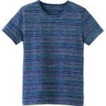 T-shirt made with reused yarn (by Muji)