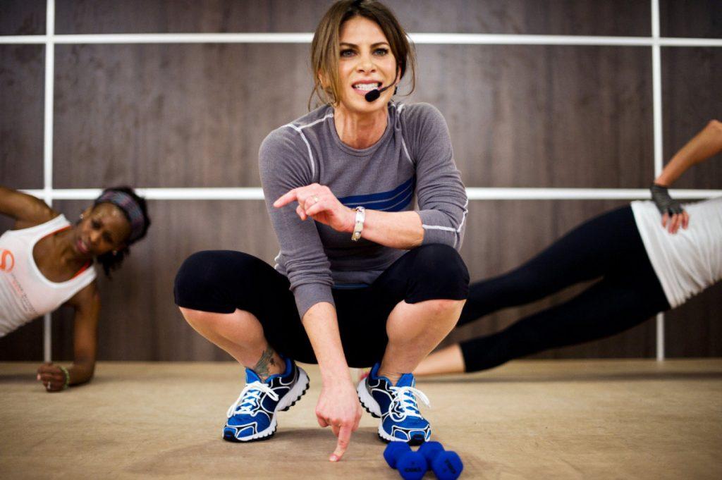 Jillian michael s bodyshred™ comes to goodlife