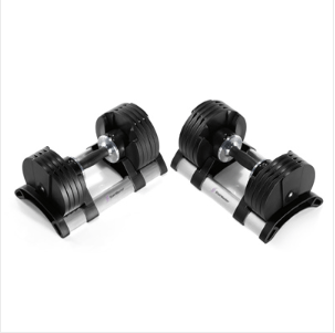 StairMaster TwistLock Dumbells
