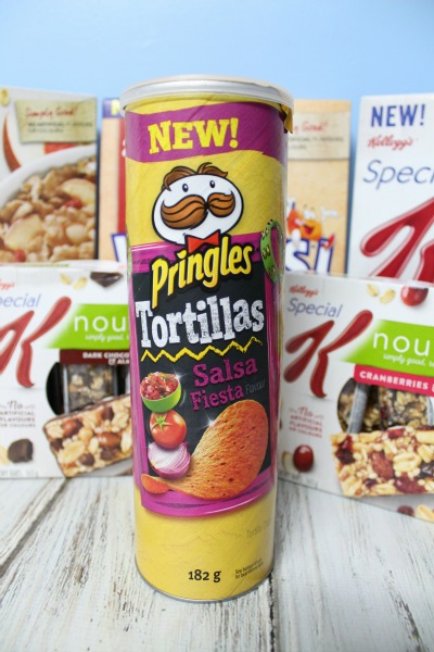 These New Kellogg Canada products provide more goodness with visible, real ingredients and no artificial colours or ingredients.
