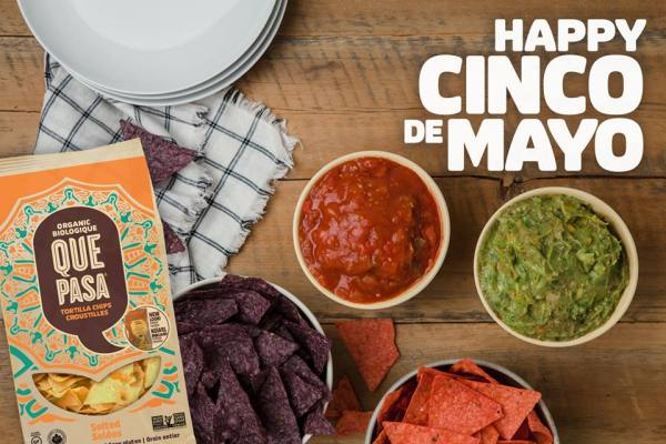 Meaty Meatless Taco Salad with Creamy Chipotle Lime Dressing a great recipe for Cinco de Mayo