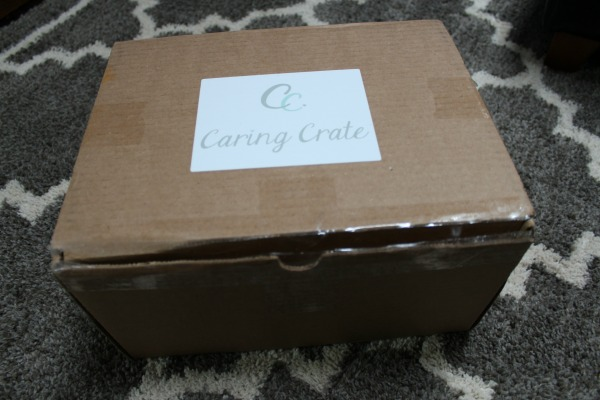 Give yourself a little extra TLC with Caring Crate
