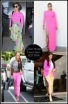 Glam-Aholic Trend Alert: Hot Pink
