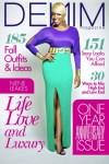 The Ray Report: Nene Leakes Covers Denim Magazine