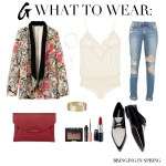 What To Wear: Bringing In Spring