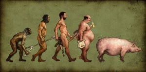evolutionof-man