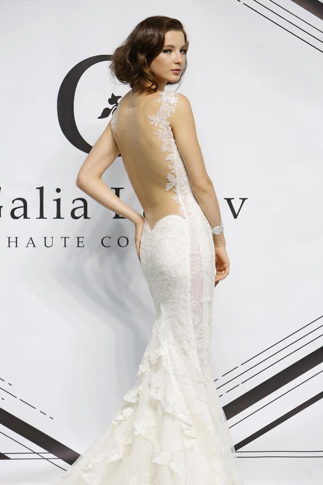 Galia Lahav 2015 Wedding Dresses: Pearl Perfection, Sexy Sparkle and All That Jazz advise