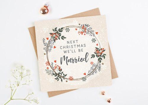 Medium Of Christmas Card Ideas