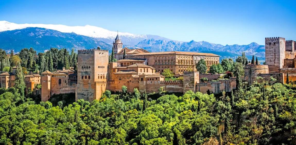 Granada, Alhambra palace