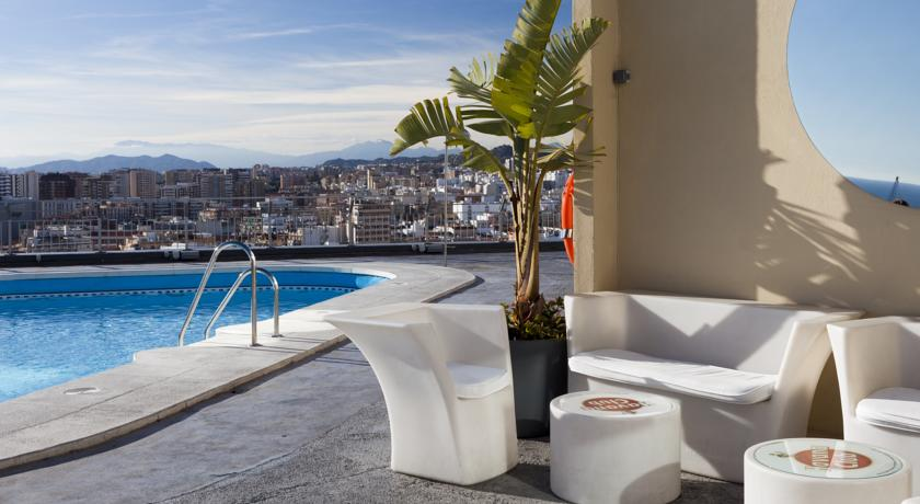 AC Hotel Malaga Palacio, Malaga Hotels