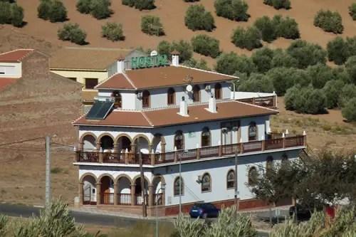 Hostal Rural Villa Cabreros, sevilla